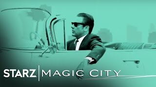 Magic City | Magic City Tease: Car | STARZ