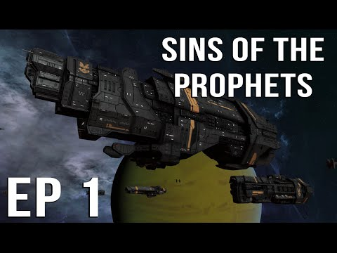 Sins of the Prophets | HALO Mod | Ep 1 - Pride of the UNSC!