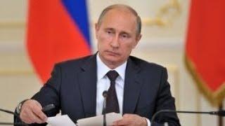 Владимир Путин проводит заседание Совбеза РФ. Полное видео