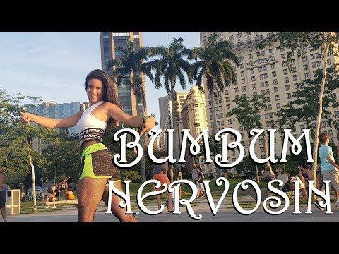Bumbum Nervosim - Tainá Costa e Fabio BigBoss  Mãe de Trois