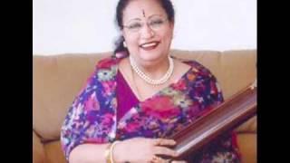hamein tum se pyar kitna - Parveen Sultana (LP recording)