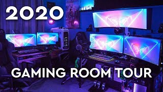 Gaming Room Tour 2020 | TechItSerious