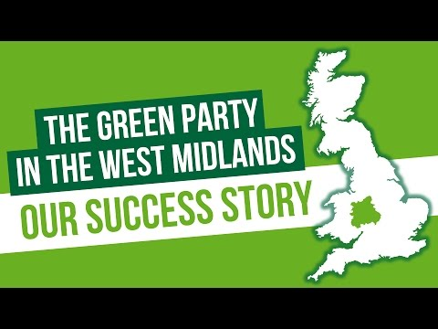 Our Success Story - West Midlands Green Party