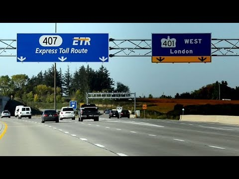 Man billed $30,000 dollars for using toll road in Ontario