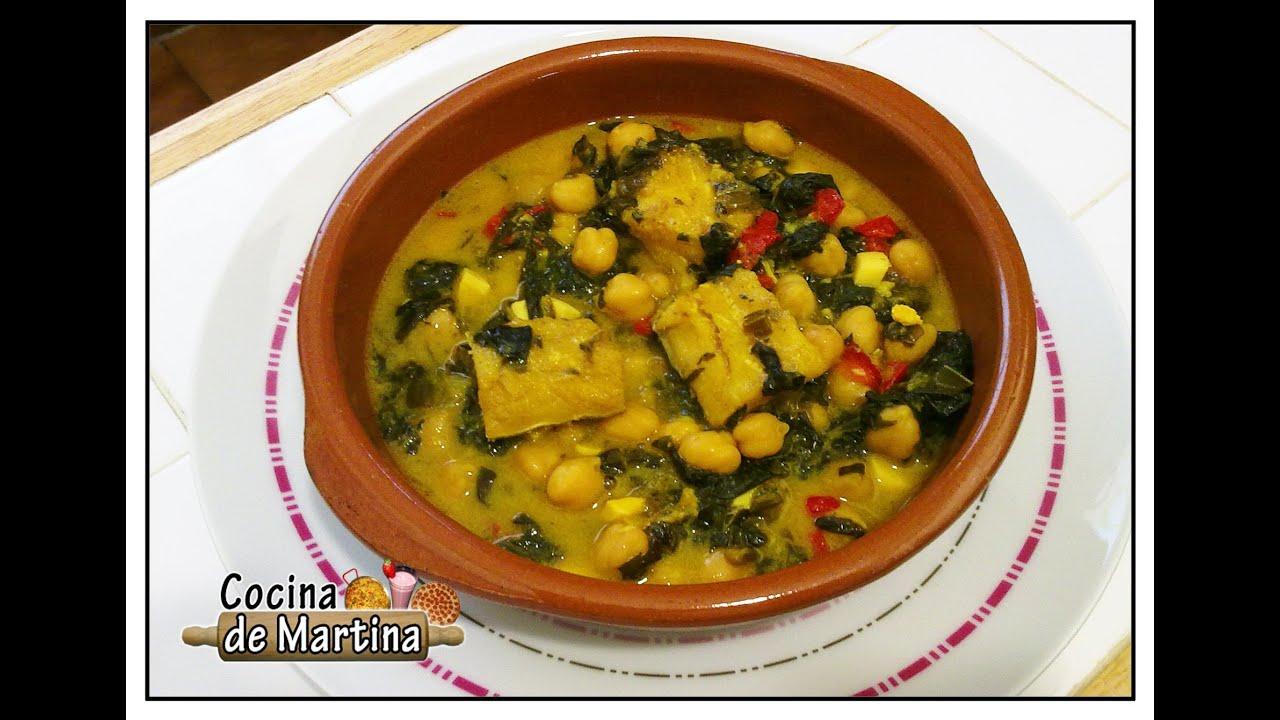 Potaje t pico de semana santa recetas de cocina cocina for Platos de semana santa