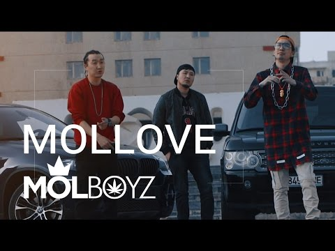 MOLBOYZ - Mollove MV (New Generation HIP POP) | Beat by Mariobeatz