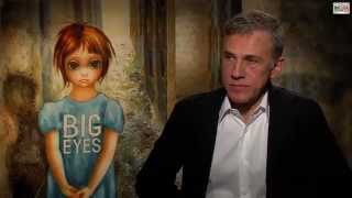 Christoph Waltz Talks BIG EYES and Why He Hates Christmas