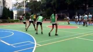 20151115 全港學界閃避球分區挑戰賽 聖嘉勒對培徳 下