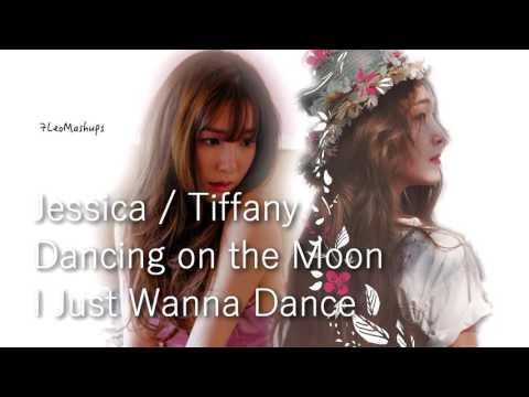 Jessica / Tiffany - I Just Wanna Dance / Dancing on The Moon