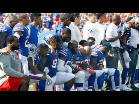 NFL anthem protests shifted toward resistance against Trump?