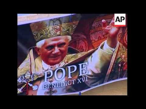 Preview of the sites the pope will visit in Jordan