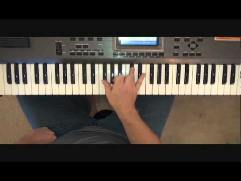 Become Your Own Rhythm Section Series Simple Power Chord Blues