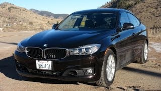 2014 BMW 328i xDrive GT Up Close and Personal Review