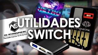 Nintendo Switch: Aplicaciones Homebrew y Accesorios Recomendados - SebasTorron
