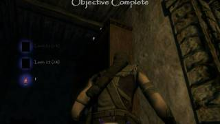 "Thief Deadly Shadows Walkthrough Day0 M01 ""End of the Bloodline"" 1/3 part2.avi"