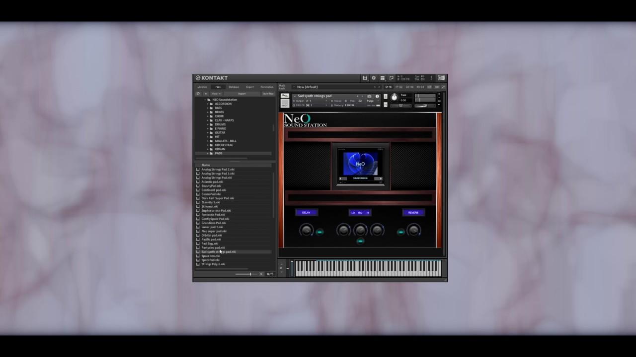 Torrent Gospel Musicians Neo Soul Keys 3x Kontakt