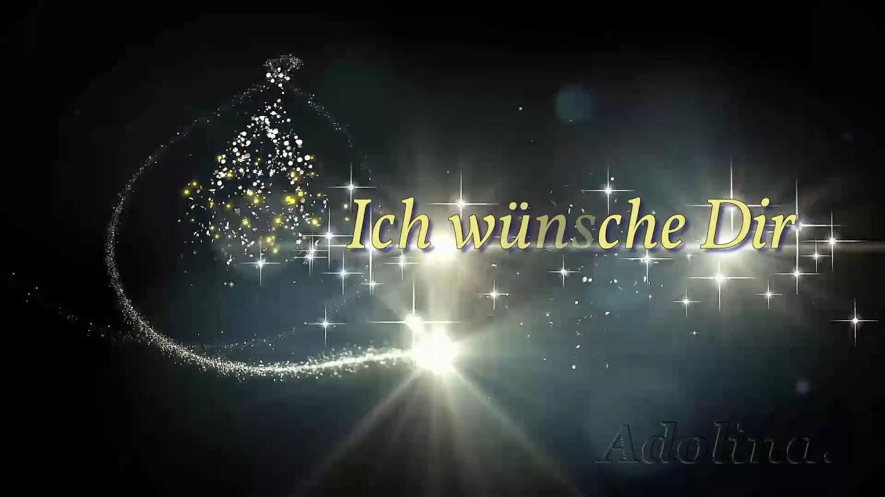 Frohes neues Jahr 2018 - Ich wünsche Dir ... - YouTube