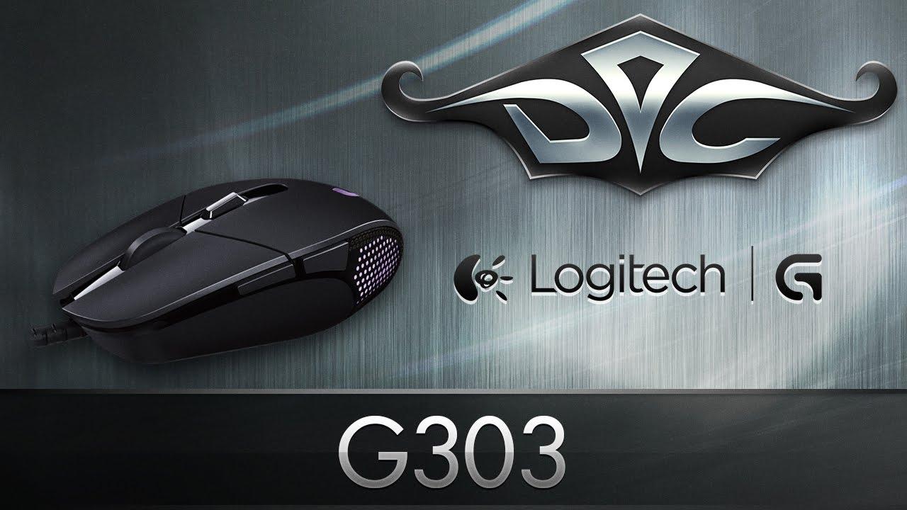 Пересмотр Logitech G303.