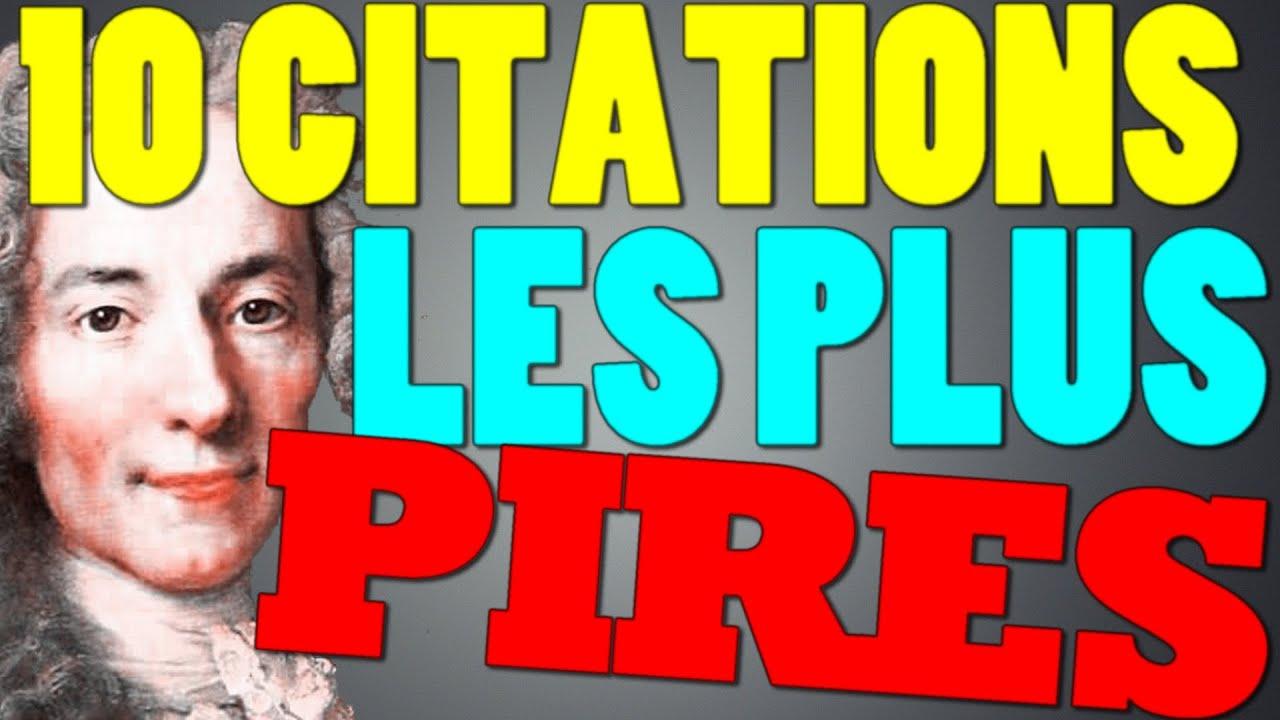Exceptionnel TOP 10 DES CITATIONS LES PLUS PIRES ET RACISTES DES PHILOSOPHES  VB54