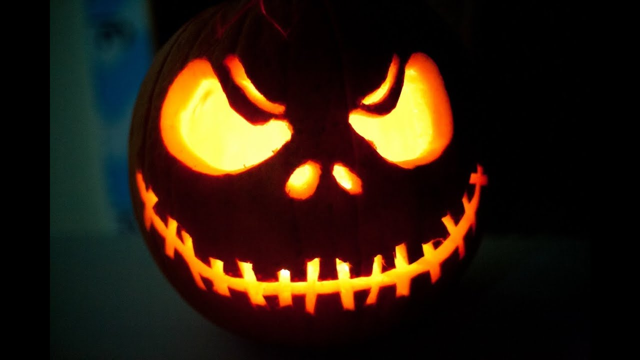 Jack The Pumpkin King Time Lapse Carving - YouTube