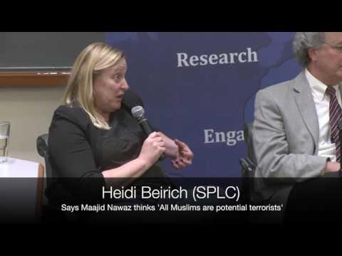 The SPLC Lies About Maajid Nawaz