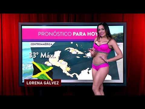 El Tiempo con Lorena Gálvez | Viernes 9 de junio del 2017 thumbnail