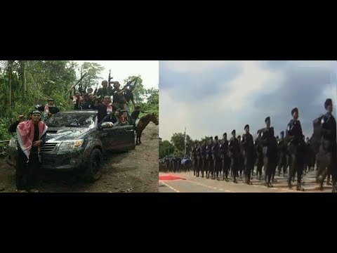 Updates sa Marawi City clash