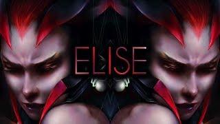 High Elo ELISE MONTAGE   Best Elise Plays
