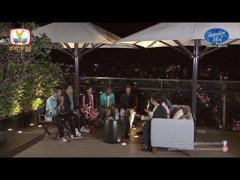 Cambodian Idol Season 3 | Green Miles | បេក្ខជនចុងក្រោយទាំង 5