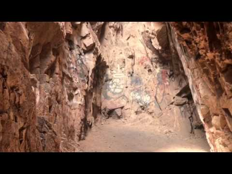 El Paso Tin Mines Trail, Franklin Mountains State Park