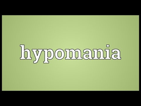 Header of hypomania