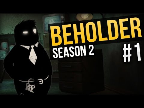 Beholder S2 EP 1 - IT'S ALL ABOUT THE LAW ★ Let's Play Beholder Gameplay