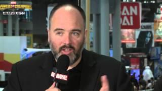 Gerry Duggan Talks Hulk, Deadpool, and Nova on Marvel LIVE! at NYCC 2014