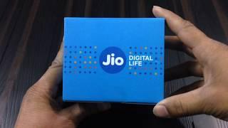 Reliance Jio Wifi Modem | Jiofi Sim Card | JioFi M2S | Jiofi Data Plans | Thetechtv