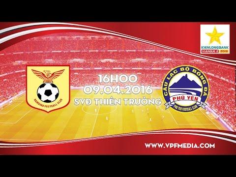 Nam Định vs Phú Yên