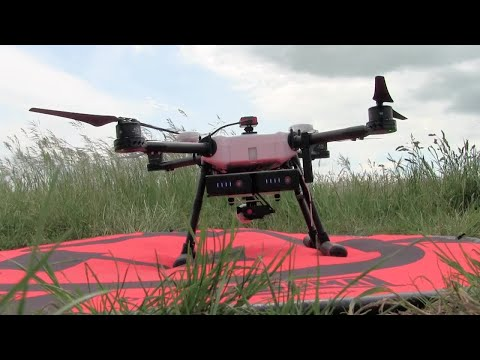 Storm Agri Pro drone mapping farm crops