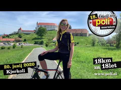 Poli maraton 2020 BO! 20. junija (najava Anja)