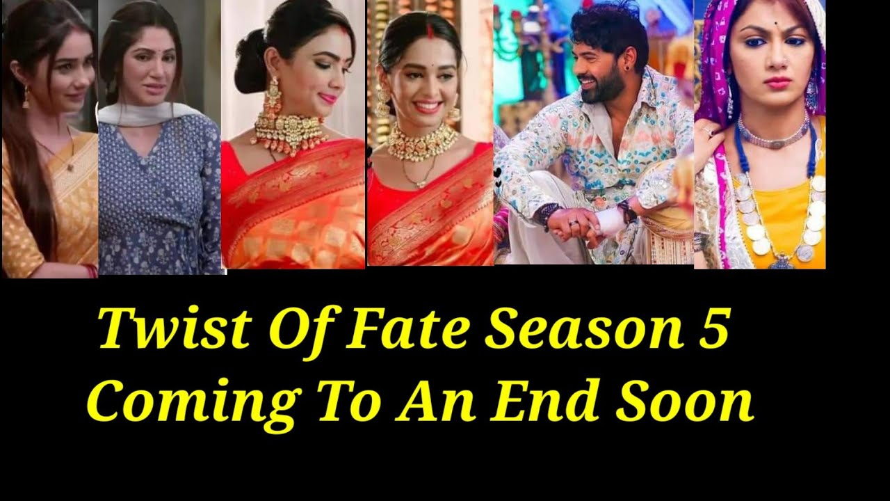 Download Twist Of Fate Season 5 Coming To An End Soon