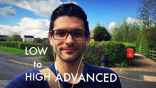 How to become HIGHLY ADVANCED in a Language 01 | My Method | EN/ITA SUBS