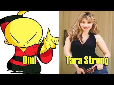 Characters and Voice Actors - Xiaolin Showdown