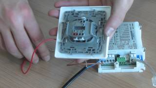 DALI driver wiring - tutorial