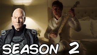 Legion Season 2 Release Date   Will Patrick Stewart play Professor X on Legion?