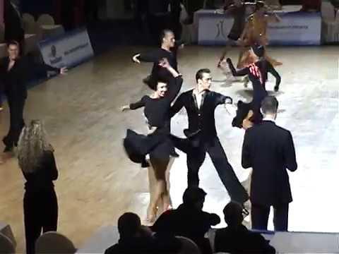 Pavel Povalyaev & Sofya Povalyaeva, Samba, WDSF International Open Latin, Rhythm - 2012