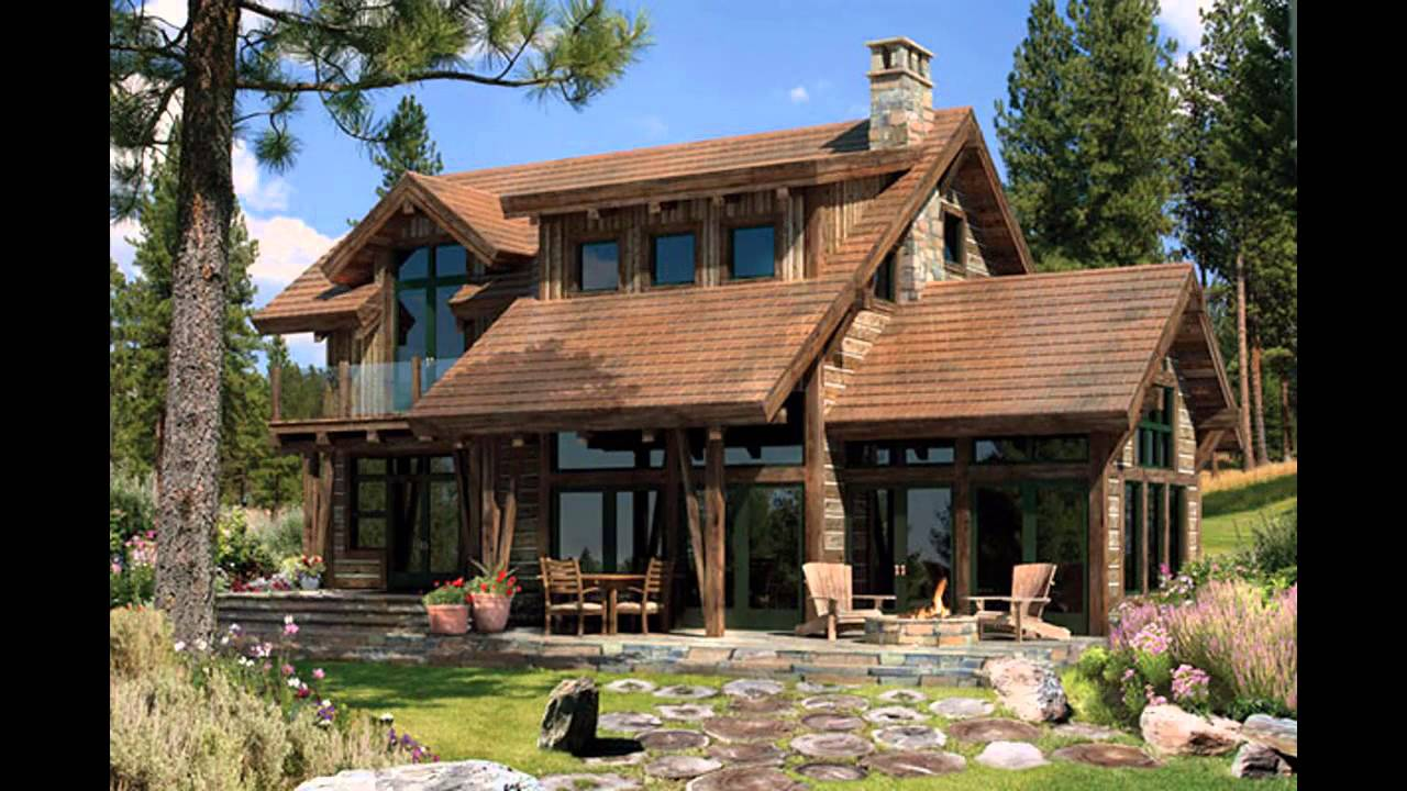 Rustic homes ideas - YouTube