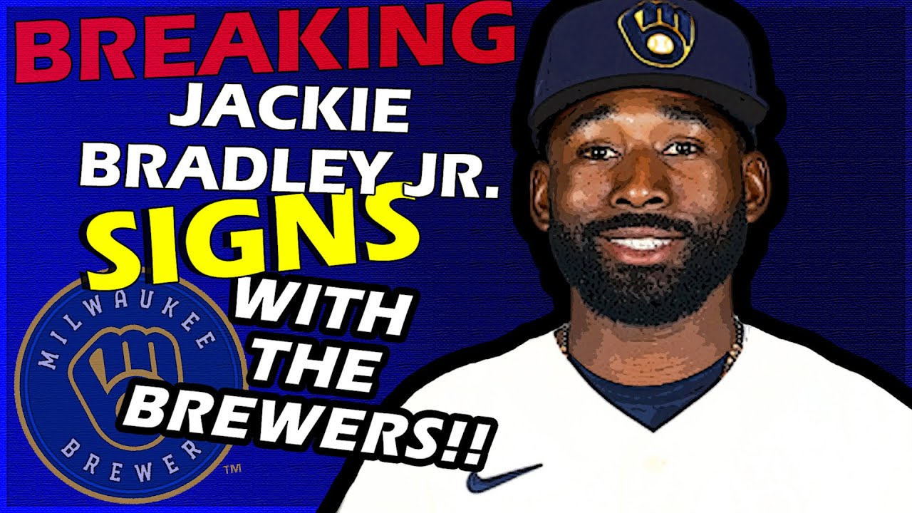 Source -- Former Boston Red Sox CF Jackie Bradley Jr. to sign 2 ...