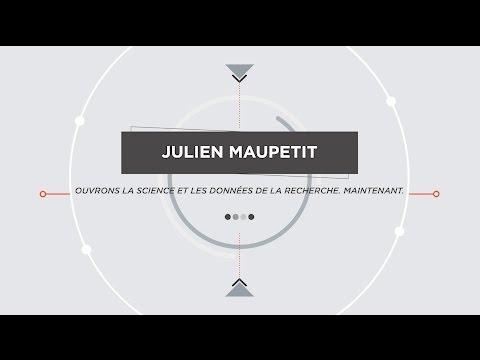 Conférence E1 Saison 3 - Julien Maupetit
