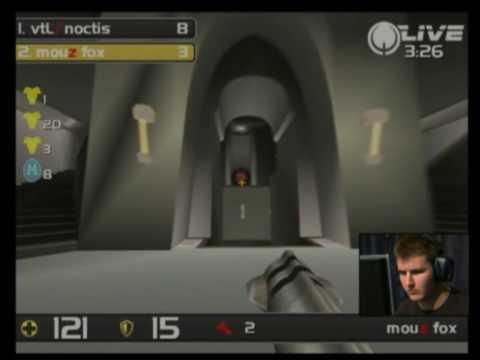 IEM Dubai Quake Live - Fox vs Noctis 1/4