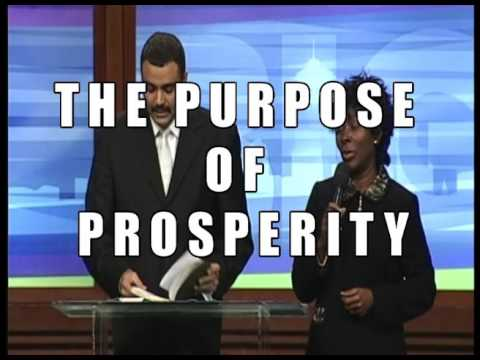 SEATTLE, USA, 2008 - THE PURPOSE OF PROSPERITY