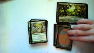Magic: The Gathering - Planechase Elemental Thunder - Unboxing