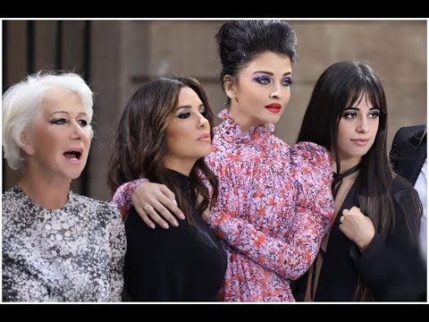 Paris Fashion Week 2019 | Aishwarya Rai, Camila Cabello, Eva Longoria | L'Oréal Paris